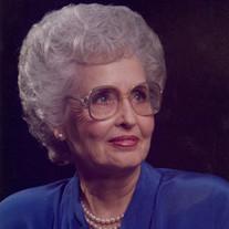 Mrs. Lillian Margaret Irwin
