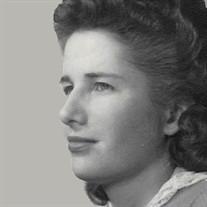 Mrs. Ann Tomberlin Neely