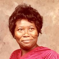 Thelma Lee Morris