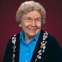 Vera Evelyn Bordt
