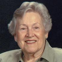 Gloria Jane Burge