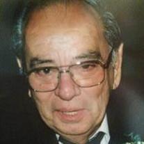 "Alfred Anthony ""Fred"" Gonzalez"