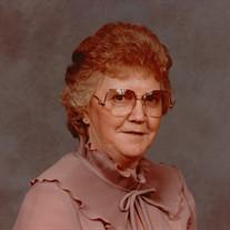 Vera Sally Cordella Hoglund