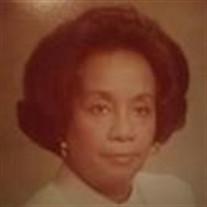 Mrs. Bessie  Mae Hickman