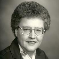Patricia Ann Benner
