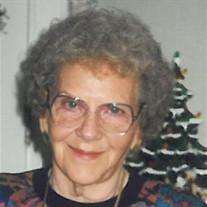 Anna Victoria Edwards