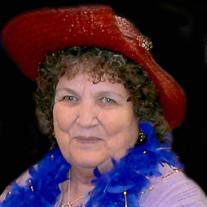 "Judith ""Judy"" Kay Blackford-Burgess"