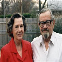 Sara O. and Charles Copeland
