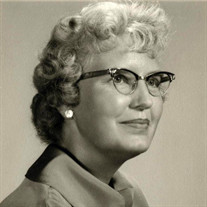 Clara Elizabeth  Fletcher