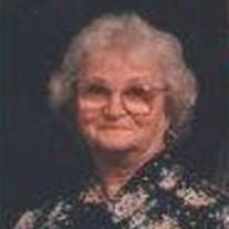 Elsie Geraldine Dobbins