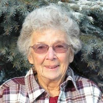 Arlene Mae Petersen