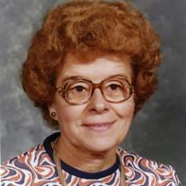 Mrs. Mae L. Hoster