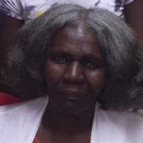 Mrs. Ruth Marie Jefferson-Stelle