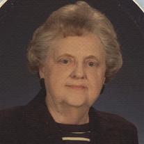 Elsie Mae Jones VanLaw