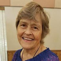 Wanda  Sue Patterson