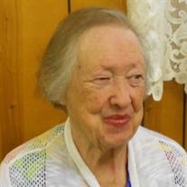Patricia  Ann Hayes