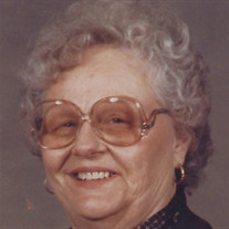 Geraldine Barrows Leach