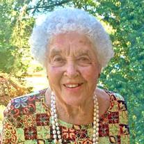 Shirley Ann Eastwood