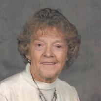 Ruth Beatrice Widner