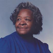 Flora Benton
