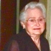 Mrs. Lillie Bell Miller