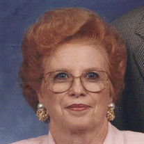 Virginia Mae Whitley Alley Corriher