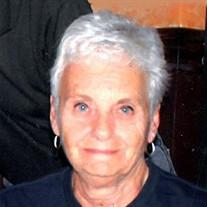Beverly Ann Thompson
