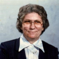 Jennie Frances Yeager