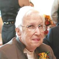 Margaret Frances Knapp