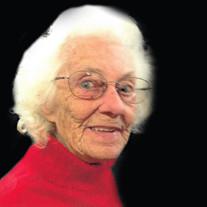 Edith Short Byrd