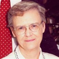 Mrs. Nancy Marion (Mamie) Rousseau Grant