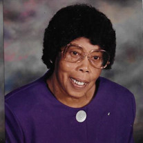 Mother Willie Mae  Thompson