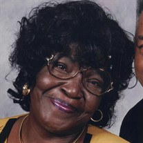 """Deaconess Louise """"Bernice"""" Curnell Montgomery"""
