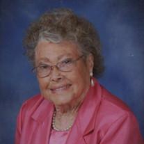 Mrs. Ruby Lee Furtick Edenfield