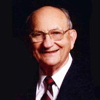 Rev. Earl H. (Peck) Wilson