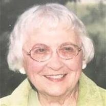 Betty Ann Raymond