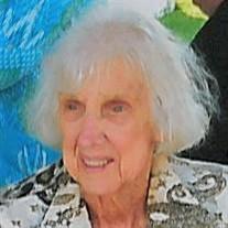 Peggy Overstreet Bowman