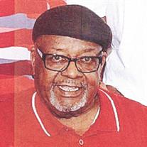 Pastor Leonard C. Palmer Sr.