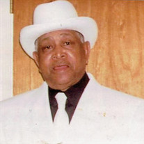 "Eddie ""Jackie"" Robinson Sr."