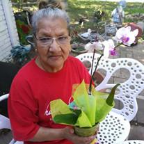 Maria Socorro Gonzalez