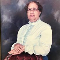 Mrs. Mattie Redcross