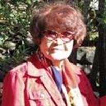 Betty Yoshiko M. Crane