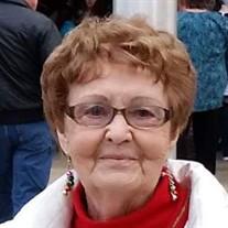 Elizabeth Ann Crittendon