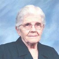 Bertha Catherine Goetz