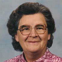 Eileen Mae Gantner