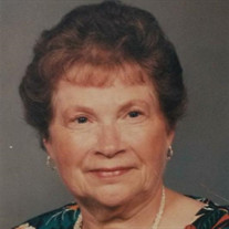 Mrs. Doris Marie Martin