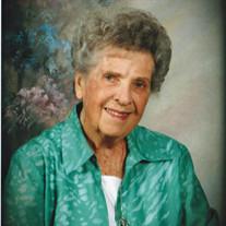 Mrs. Eleanor Ann Hall