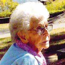 Margaret Jeanette Blizzard
