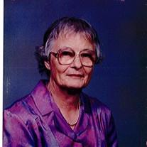 Margaret Matilda Cromer Clary