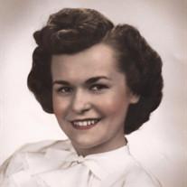 """Joan """"Jo"""" F. Hatten"""
